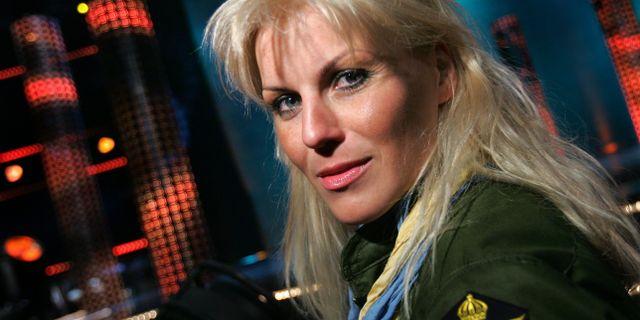 Josefin Nilsson.  JACK MIKRUT / TT NYHETSBYRÅN