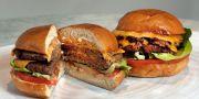 Köttfria hamburgarna. Richard Drew / TT NYHETSBYRÅN/ NTB Scanpix