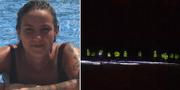 Polisens bild av försvunna Nathalie. Missing people letar efter henne. Polisen/TT