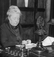 Selma Lagerlöf. TT / TT NYHETSBYRÅN