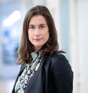 Johanna Rastad, affärsområdeschef Individ & Familj Håkan Flank