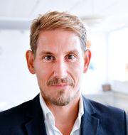 Niels Paarup Petersen.  Johan Nilsson/TT / TT NYHETSBYRÅN