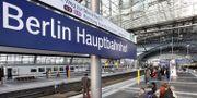 Illustrationsbild. Centralstationen i Berlin.  MICHAEL SOHN / TT / NTB Scanpix