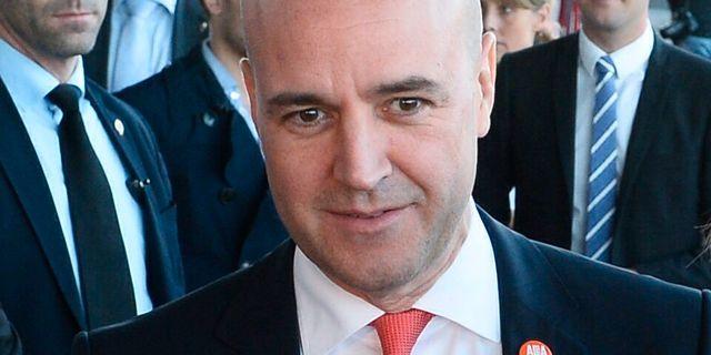 Mellin reinfeldt segrade i debatten