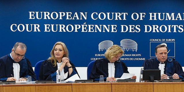 Europadomstolens domare i målet (arkivbild) FREDERICK FLORIN / AFP