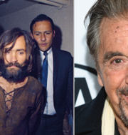 Charles Manson och Al Pacino. TT.