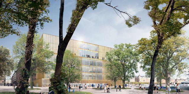 David Chipperfield Architects/Handout / DAVID CHIPPERFIELD ARCHITECTS