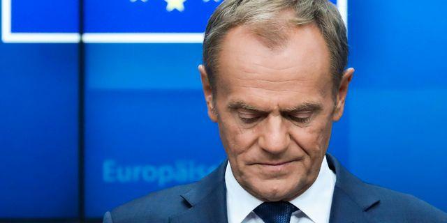 Donald Tusk. ARIS OIKONOMOU / AFP