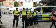 Polisen Almedalen Adam Ihse /TT / TT NYHETSBYRÅN