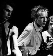 Sex Pistols spelar i Stockholm 1977/Arkivbild JUREK HOLZER / SvD / TT / TT NYHETSBYRÅN