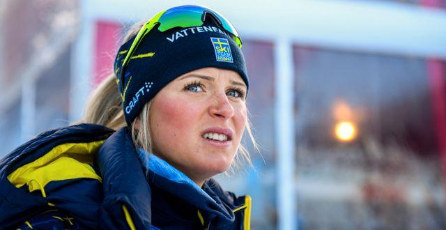 Frida Karlsson. MAXIM THORE / BILDBYRÅN