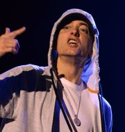 Eminem. PIERRE ANDRIEU / AFP