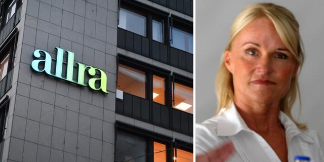 Ebba Lindsö, arkivbild från 2008.  TT