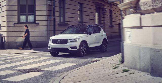 XC40 är en kompakt SUV med Volvos komfort och säkerhet – en kombination som lockar många.