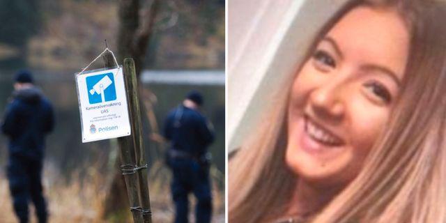 Poliser i sökandet/Wilma Andersson TT/Privat