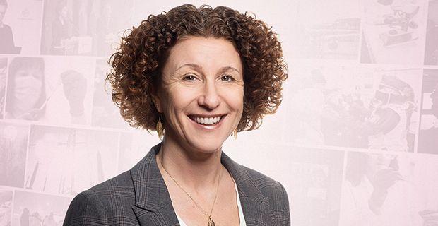 Anna Dalqvist är chefredaktör och ansvarig utgivare för Tidningen Näringslivet. Foto: Ernst Henry Photography AB