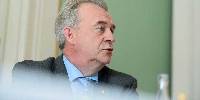Sven-Erik Bucht. Vilhelm Stokstad/TT / TT NYHETSBYRÅN