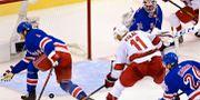 New York Rangers är utslaget ur playoffet till Stanley Cup-slutspelet. Frank Gunn / TT NYHETSBYRÅN