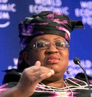 Ngozi Okonjo-Iweala. Virginia Mayo / TT NYHETSBYRÅN