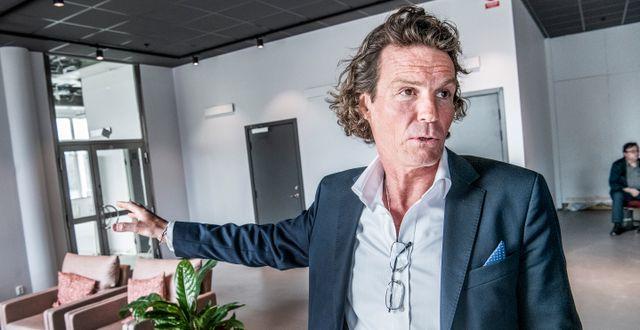 Rutger Arnhult.  Tomas Oneborg/SvD/TT / TT NYHETSBYRÅN