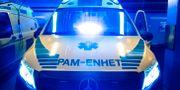 Psykiatriska ambulansen. Pontus Lundahl/TT / TT NYHETSBYRÅN