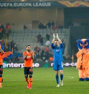 Başakşehir vann första matchen mot FC Köpenhamn 12 mars.  KEMAL ASLAN / BILDBYRÅN