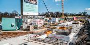 Illustrationsbild: Ett Bonava-bygge i Kristineberg i västra Stockholm.  Tomas Oneborg/SvD/TT / TT NYHETSBYRÅN