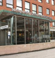 Sahlgrenska universitetssjukhuset/Arkivbild Jonas Dagson/TT / TT NYHETSBYRÅN