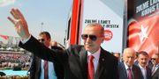 Erdogan. TT / NTB Scanpix