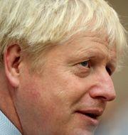 Boris Johnson. Yui Mok / TT NYHETSBYRÅN