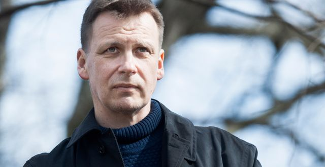 Jakob Wegelius. Björn Wanhatalo / TT / TT NYHETSBYRÅN