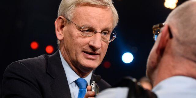 """Carl Bildt: """"Osannolikt att kuppen lyckas"""" - Omni"""