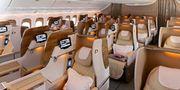 Som första flygbolag i världen börjar Emirates erbjuda affärsklass till budgetpris – men bara på vissa flygningar. Emirates