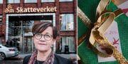 Skatteverkets generaldirektör Katrin Westling Palm. TT