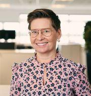 Ulrika Hallengren, vd för Wihlborgs. Peter Westrup