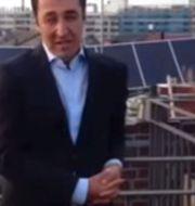 Haschplantans topp till höger om Cem Özdemir Skärmdump Youtube