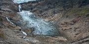 Arkivbild. Smältande glaciär.  Matthew Kennedy / TT / NTB Scanpix