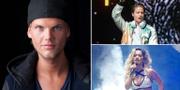 """Tim """"Avicii"""" Bergling, Kygo och Rita Ora TT"""