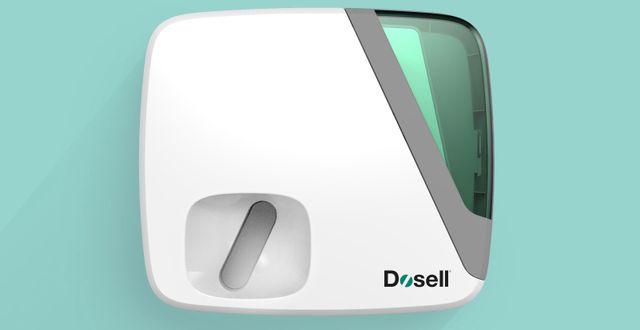 Dosell-roboten. Press