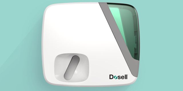 Dosell-roboten. Press