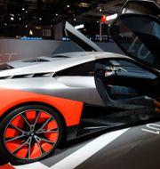 Illustrationsbild. BMW:s konceptbil Vision Next presenterades vid bilmässan i Shanghai på måndagen. Ng Han Guan / TT NYHETSBYRÅN