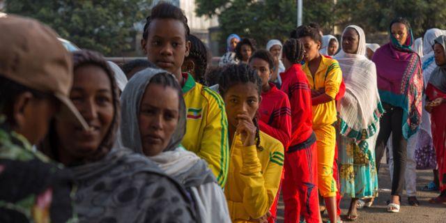 Etiopiens premiarminister dod