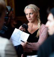 Operasångerskan Malena Ernman. CLAUDIO BRESCIANI / TT / TT NYHETSBYRÅN