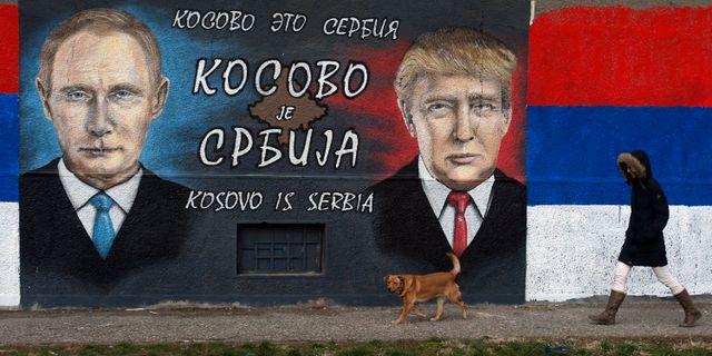 Skottet i belgrad kan radda serbien