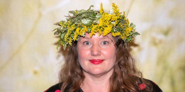 Anna Rosling Rönnlund. Henrik Montgomery/TT / TT NYHETSBYRÅN