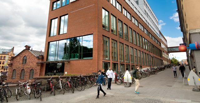 Linköpings universitet. Arkivbild.  Claudio Bresciani/TT / TT NYHETSBYRÅN