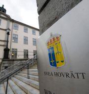 Svea hovrätt i stockholm.  LEIF R JANSSON / TT / TT NYHETSBYRÅN