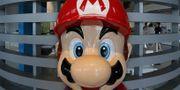 Super Mario. Arkivbild. TT