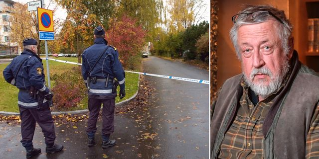 Dubbelmodet i Linköping/Leif GW Persson. TT
