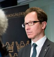Riksgäldens gd Hans Lindblad. Arkivbild. JESSICA GOW / TT / TT NYHETSBYRÅN